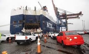 Montadoras batem recorde de exportação
